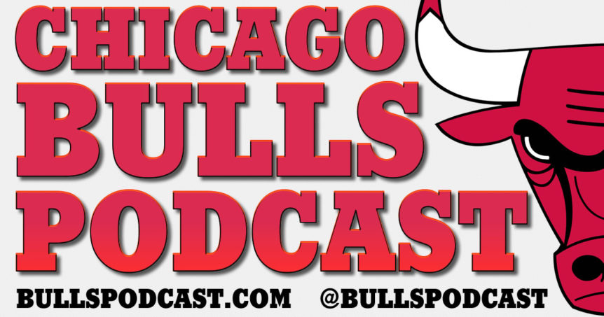 Check out the Chicago Bulls Podcast at BullsPodcast.com or @BullsPodcast on social.